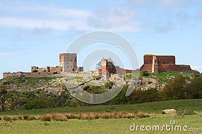 Ruins of Hammershus