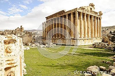 Ruins of Jerash,