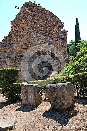Ruins of Merida 2