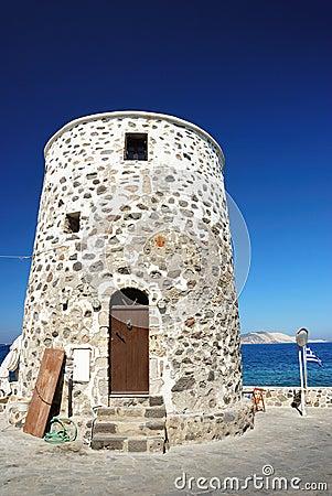 Ruins on Nyssiros