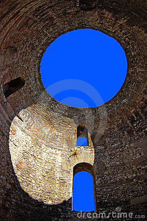 Free Ruins Of A Ancient City, Split, Croatia Royalty Free Stock Photo - 6312075