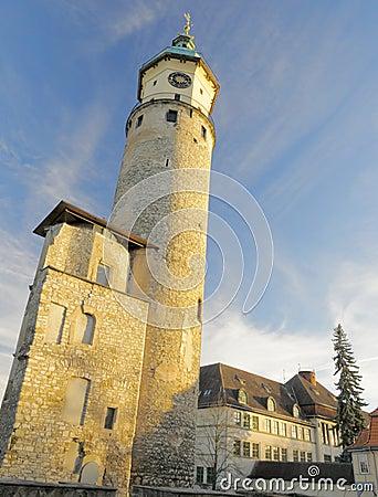 Free Ruins Of Castle Neideck; Arnstadt, Germany Stock Images - 16978384