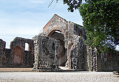 Ruins of Old Panama