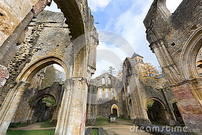 Ruins of Orval