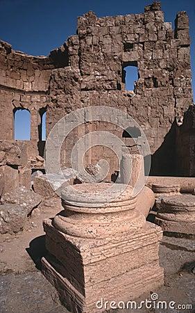 Ruins of Resafa Syria