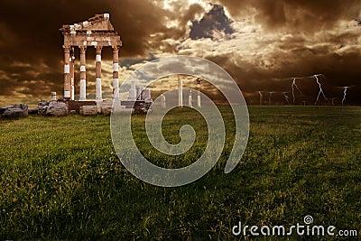 Ruins roman