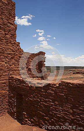 Ruins - A Room at Wupatki