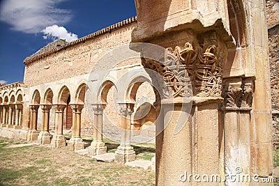 Ruins of San Juan cloister