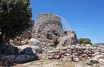Ruins in Sardinia