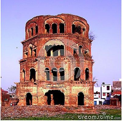 Ruins of Satkhanda