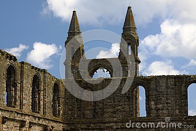 Ruins of St. Andrews