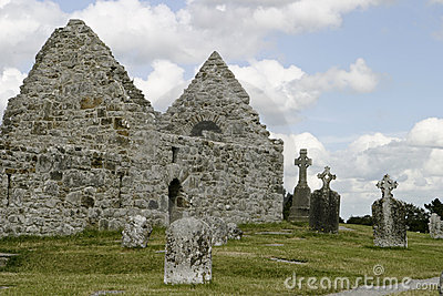 Ruins of St. Kieran s Cathedral