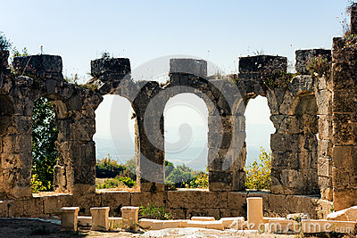 Ruins in Turkey