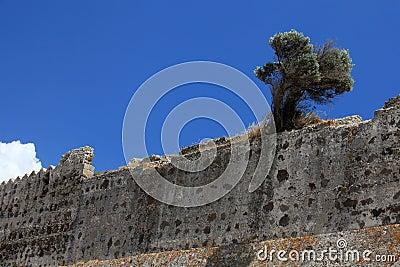 Ruins  of the Venetian Castle