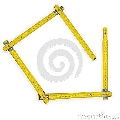 Rule meter