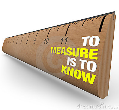 Free Ruler - To Measure Is To Know Royalty Free Stock Photo - 18665805