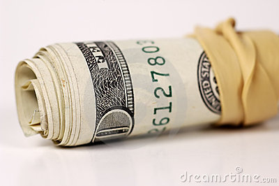 Rulle för 2 pengar