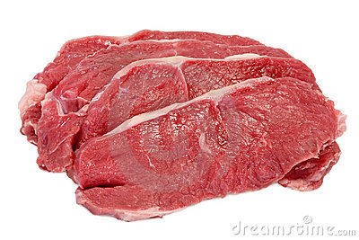 Rump steaks
