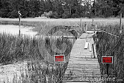 Run Down Dock