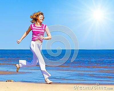 Run under sun