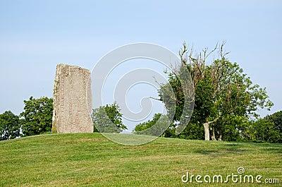 Rune stone of Scandinavia