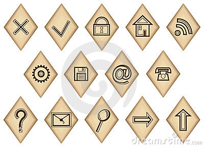 Runic icons
