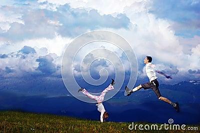 Runing en aire
