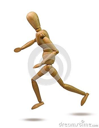 Runner dummy