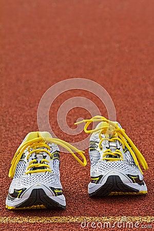 Runners tartan vertical