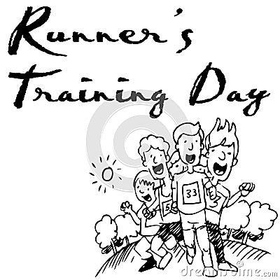 Runners Training Day