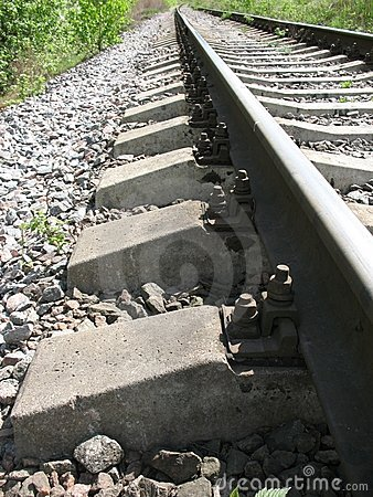 A running away railroad