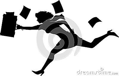 Running_businesswoman