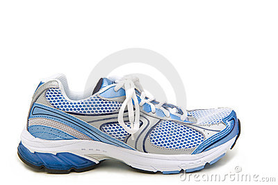 Running shoe profile