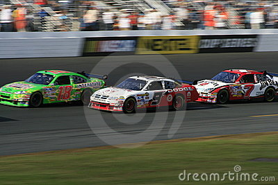 Running thru turn 4 in NH Editorial Photography