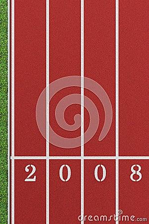 Running track 2008