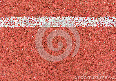 Running track line