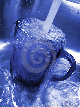 Free Running Water Royalty Free Stock Photo - 2245375