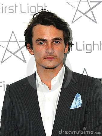 Rupert Friend Editorial Image