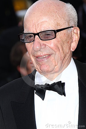 Free Rupert Murdoch Royalty Free Stock Photo - 19870745