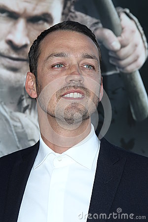 Rupert Sanders arrives at the  Snow White And The Huntsman  Los Angeles screening Editorial Photography