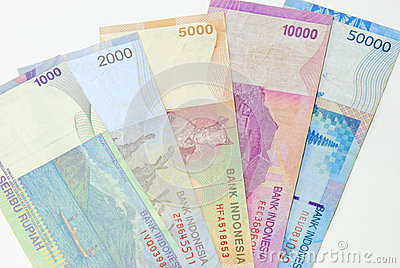 Rupiah Small Notes