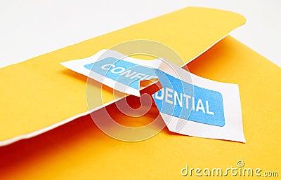 Ruptura da confidencialidade