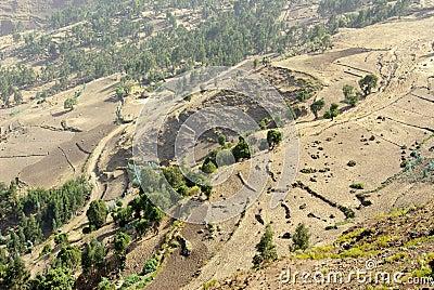 Rural area, Ethiopia
