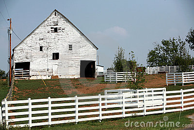 Rural Barn Tennessee