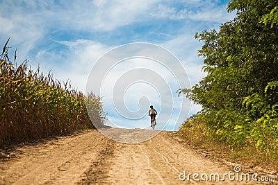 Rural biking