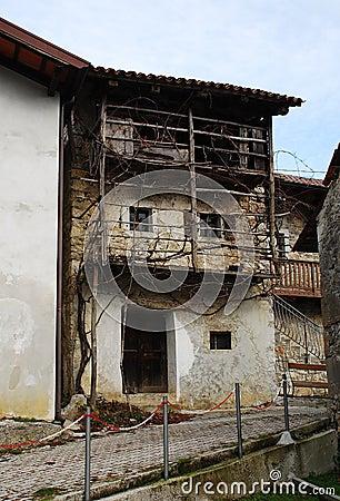 Rural Building in Topolo, Friuli