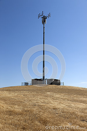 Rural Cell Phone Tower