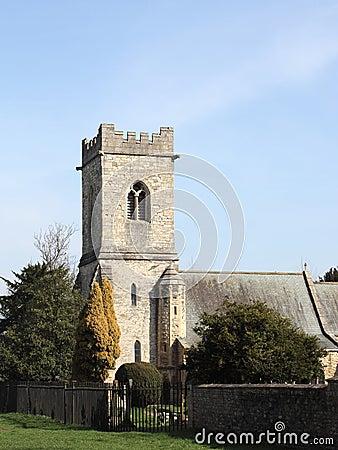 Rural church-