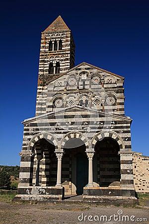 Rural Church in Sardinia