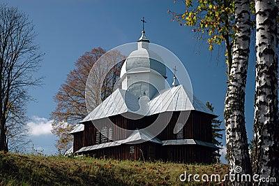 Rural country church